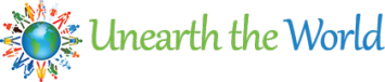 unearth the world logo